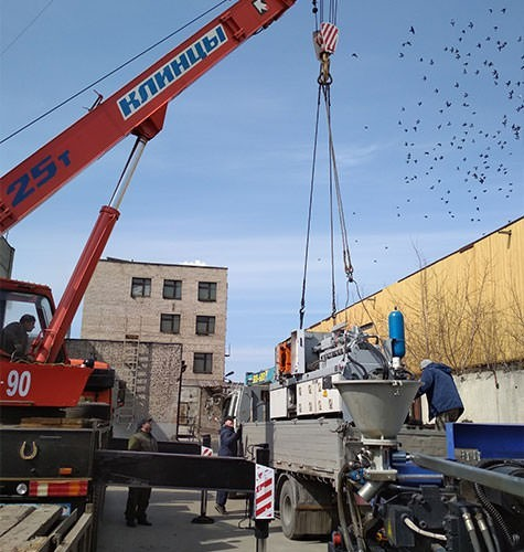 Перевозка промышленного оборудования в Нижнем Новгороде
