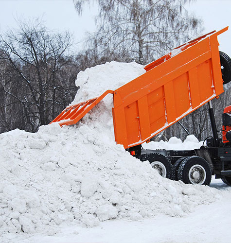 Услуга по уборке снега в Нижнем Новгороде
