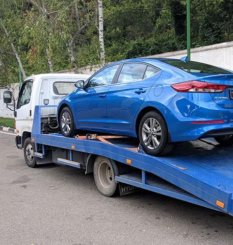 Транспортировка легковых авто в Нижнем Новгороде