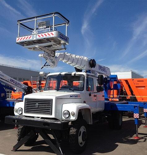 Возможности машины с подъемником-люлькой в Нижнем Новгороде